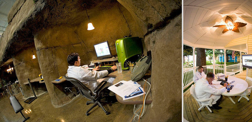 12 coolest offices in the world (16)
