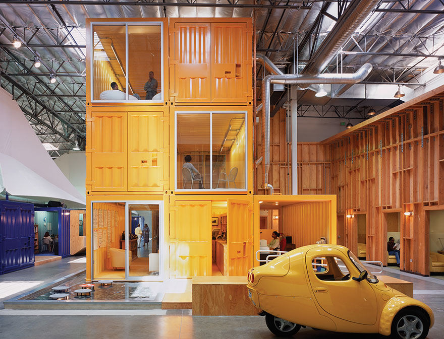 12 coolest offices in the world (20)