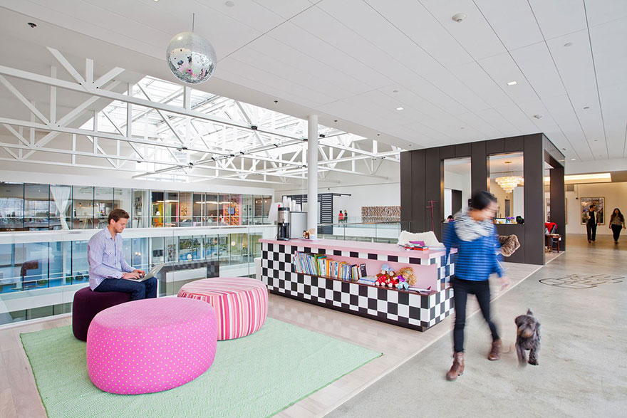 12 coolest offices in the world (26)