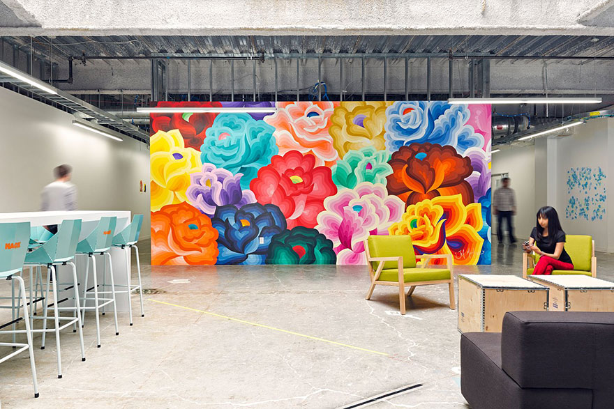 12 coolest offices in the world (30)