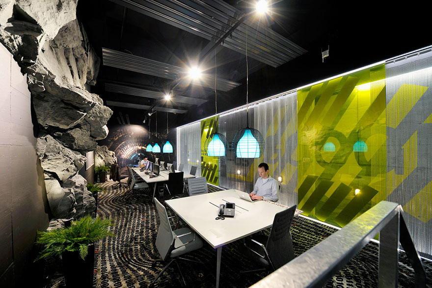 12 coolest offices in the world (5)