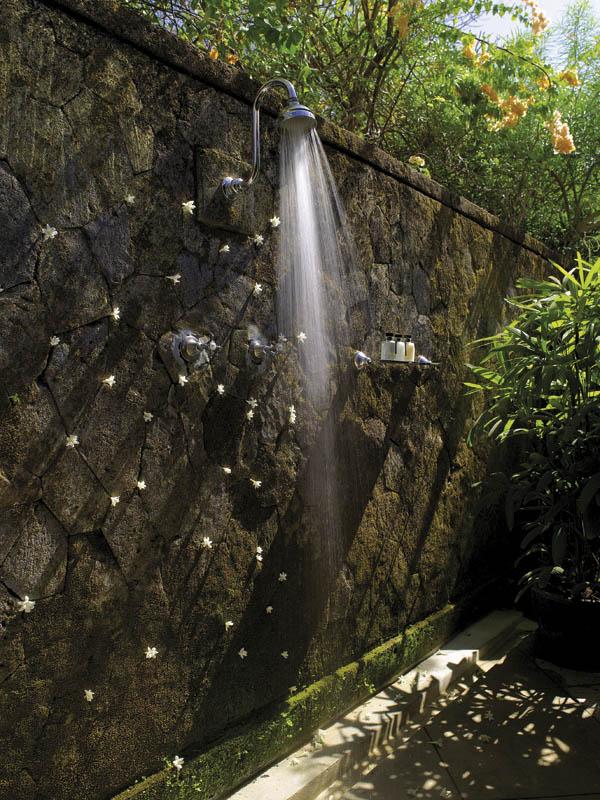 Amanusa - Outdoor Shower