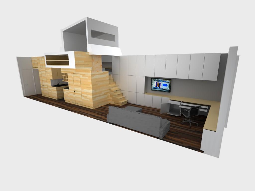 46 sqm modern apartment plan (3)