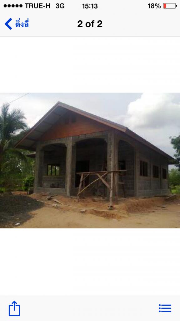 500k thai contemporary small house idea (1)