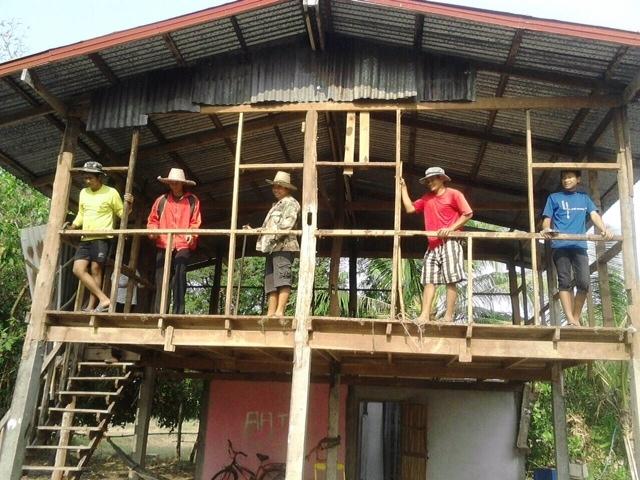 500k thai contemporary small house idea (2)