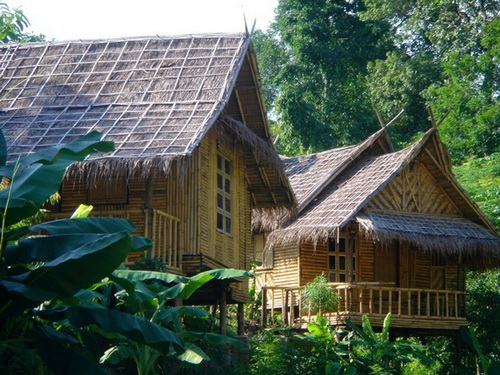 9 rental wooden cottage in Thailand for toursists (12)
