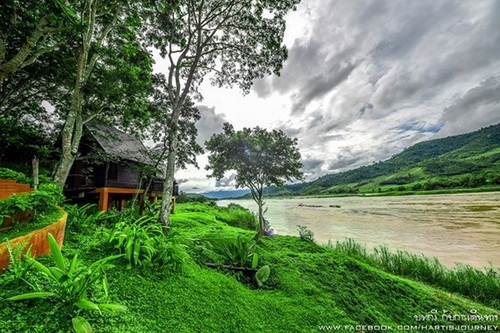 9 rental wooden cottage in Thailand for toursists (15)