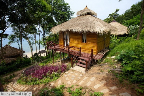 9 rental wooden cottage in Thailand for toursists (3)