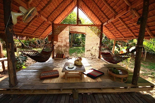 9 rental wooden cottage in Thailand for toursists (8)