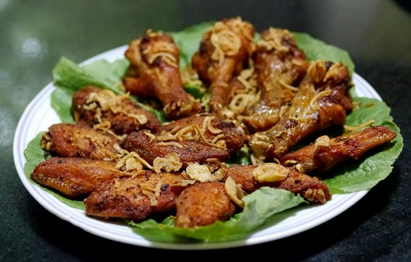 Hatyai Chicken Recipe (1)
