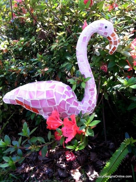 Mosaic Garden decoration ideas (10)