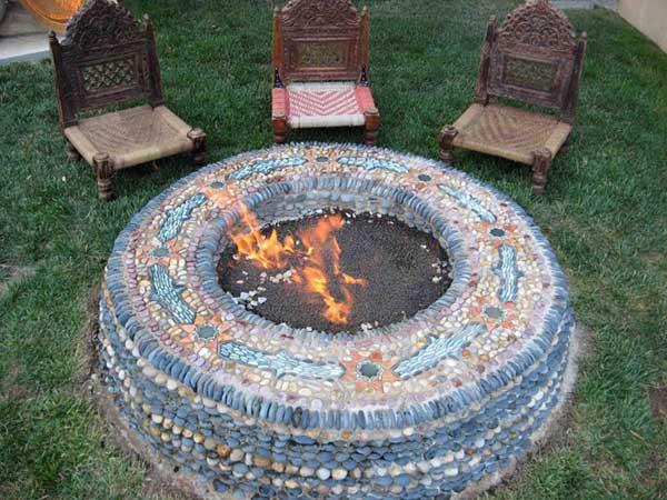 Mosaic Garden decoration ideas (14)