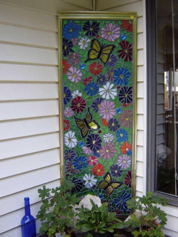 Mosaic Garden decoration ideas (19)