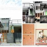 """Review : """"บ้านสาถาปานึก"""" สร้างในพื้นที่ 51 ตรว. ในงบประมาณ 1.3 ล้านบาท"""