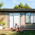 บ้านคอมแพ็คหลังน้อย เติมเต็มความอบอุ่นให้กับชีวิตที่เรียบง่ายทันสมัย