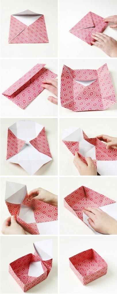 diy origami gift box (3)