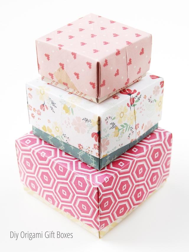 diy origami gift box (4)