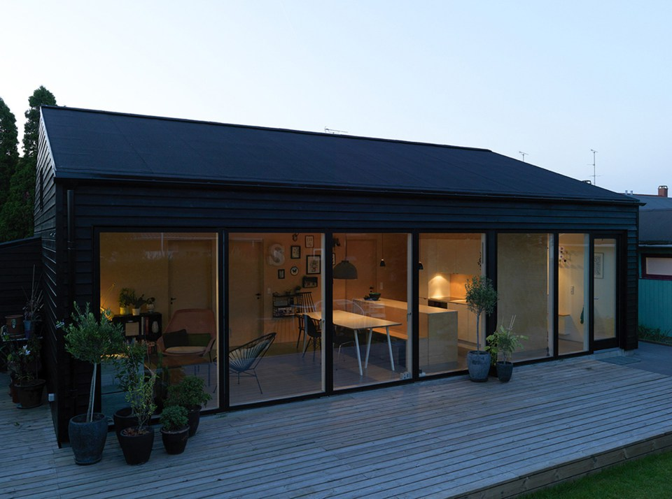 modern cottage for small family (4)