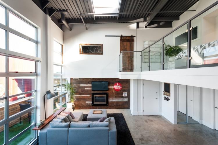 modern loft vintage interior design (3)