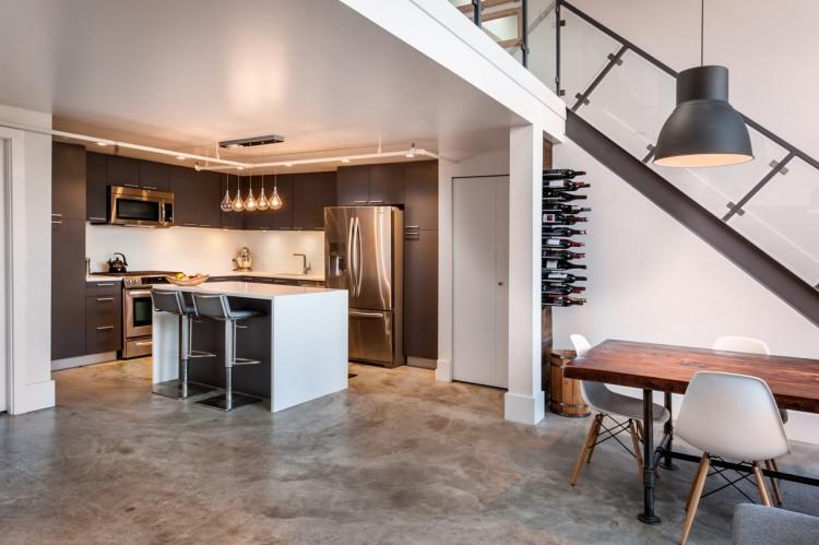 modern loft vintage interior design (5)