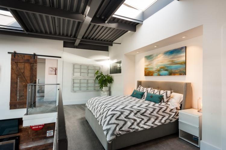 modern loft vintage interior design (8)
