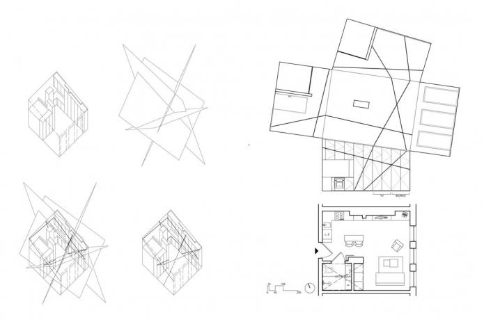 modern monotone 26 sq mts apartment  (16)