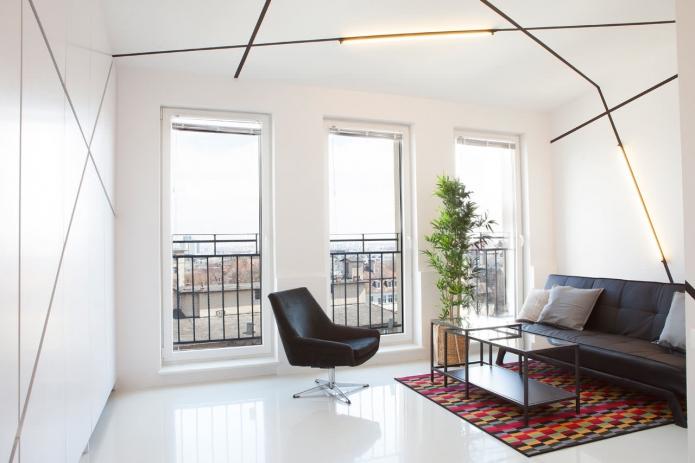 modern monotone 26 sq mts apartment  (4)