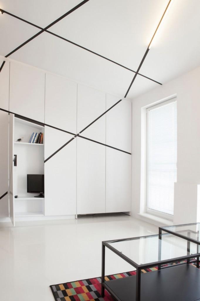modern monotone 26 sq mts apartment  (6)