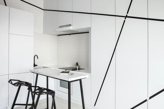 modern monotone 26 sq mts apartment  (9)