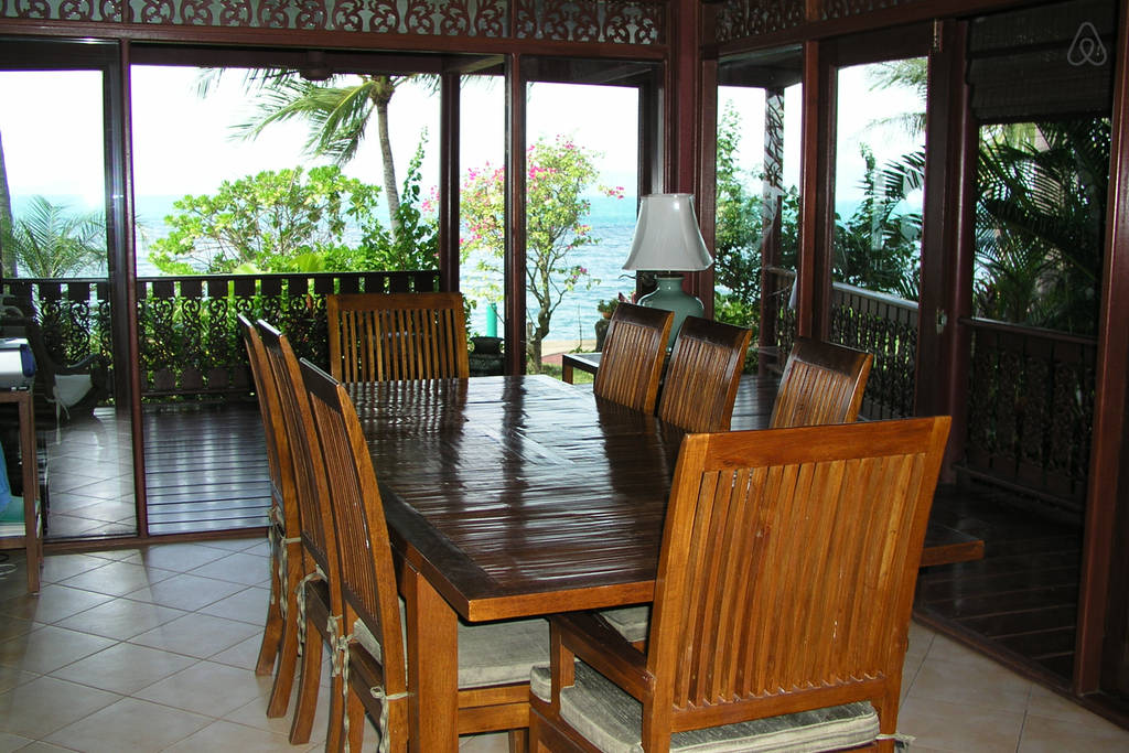 teak villa house in surathani (8)