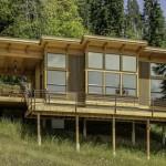 """""""TimberCab 550"""" บ้านไม้ประกอบสำเร็จรูป ลงตัวทุกพื้นที่ภูมิประเทศ"""
