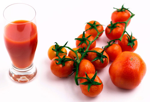 tomato juice beauty tips (1)