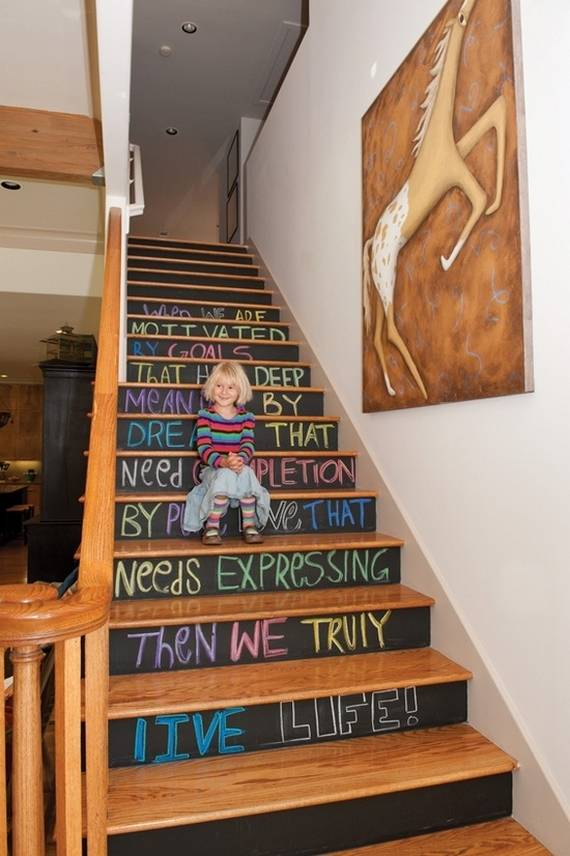 top-25-home-stairs-decorating-diy-projects (11)
