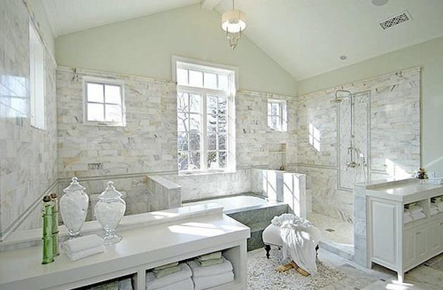 10 for Pictures of beautiful small bathrooms