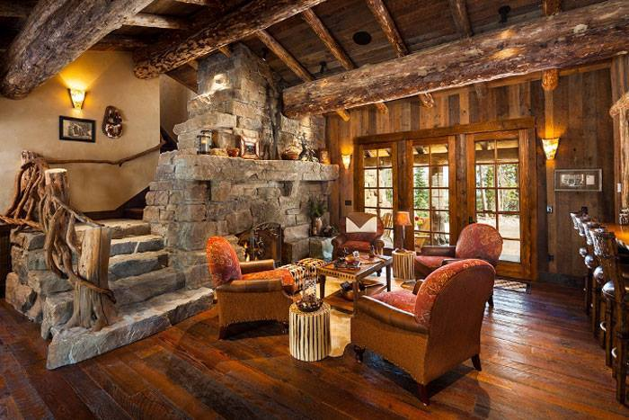 10 rustic living room interior design ideas (1)