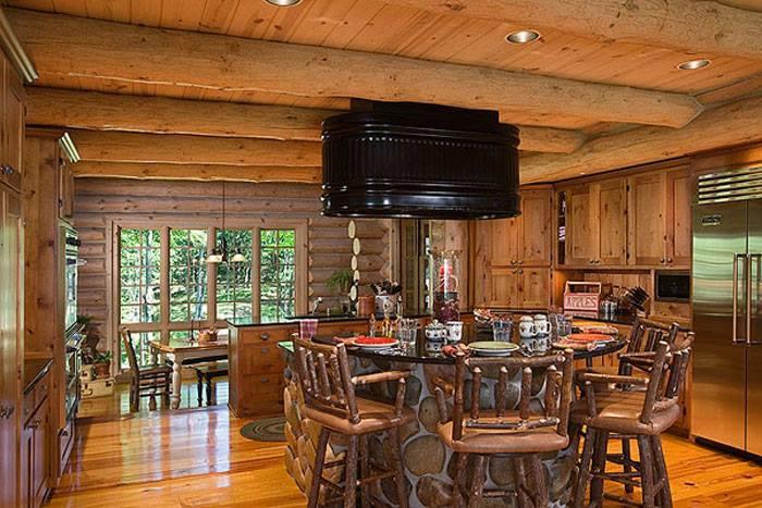 10 rustic living room interior design ideas (8)