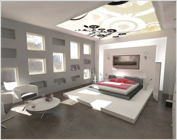 12 Stunning Modern Bedrooms Interior Design (4)