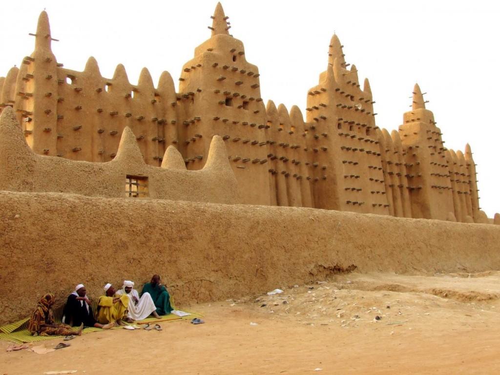 17-The-Great-Masjid-Djenne-Mali