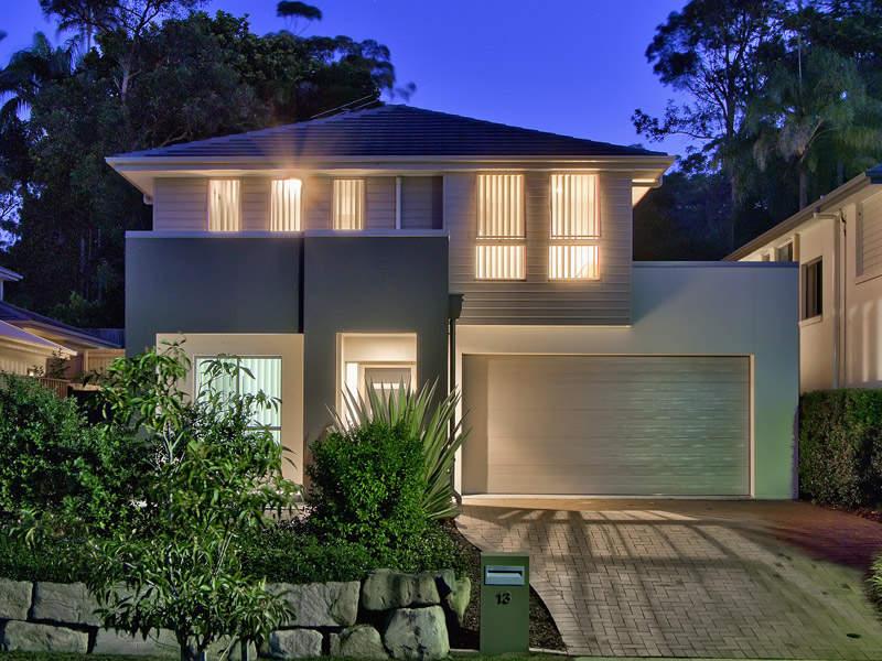 2 storey contemporary concrete house (1)