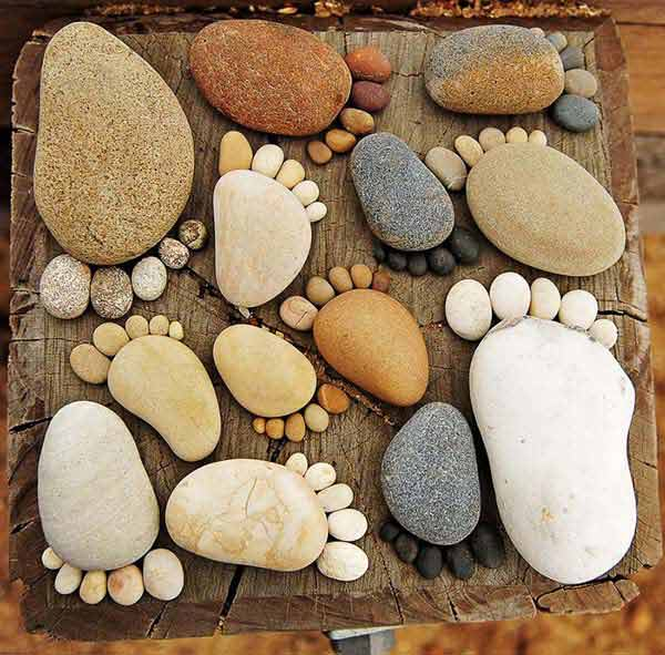 26 rock and stone for garden decorations  (14)