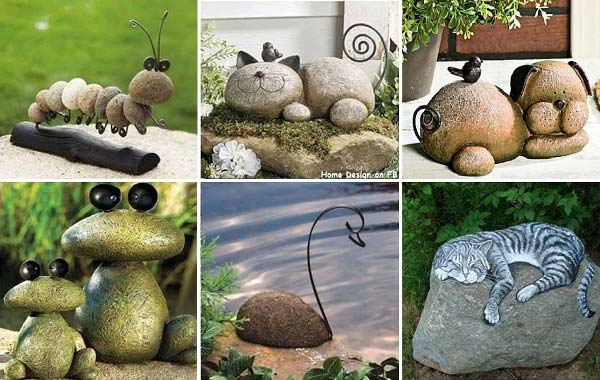 26 rock and stone for garden decorations  (16)