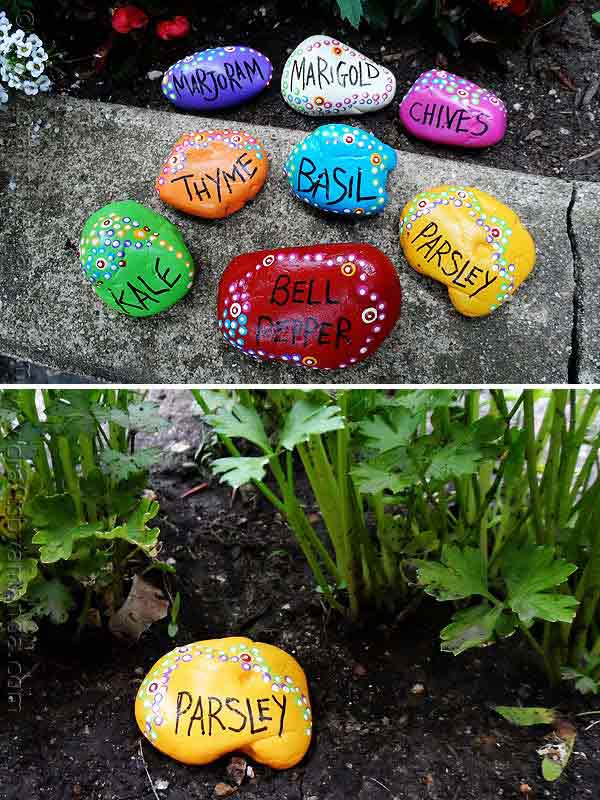 26 rock and stone for garden decorations  (7)