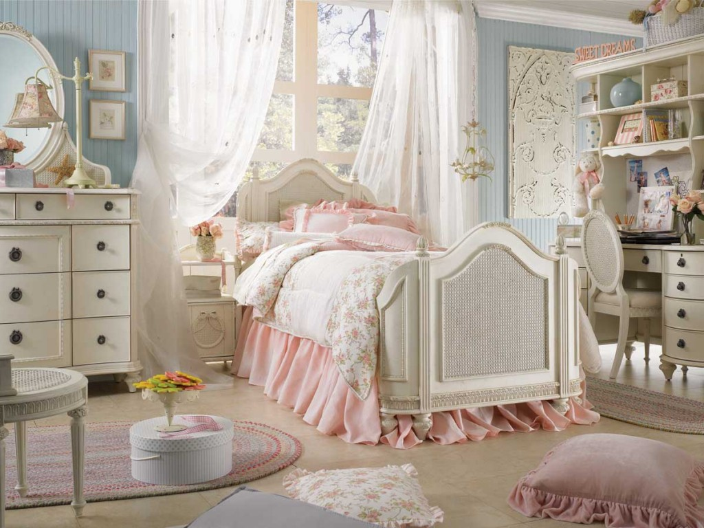 31-dreamy-bedroom-designs-for-young-princess (13)
