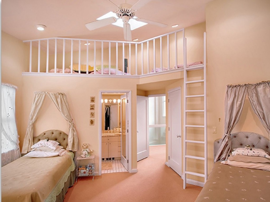 31-dreamy-bedroom-designs-for-young-princess (15)