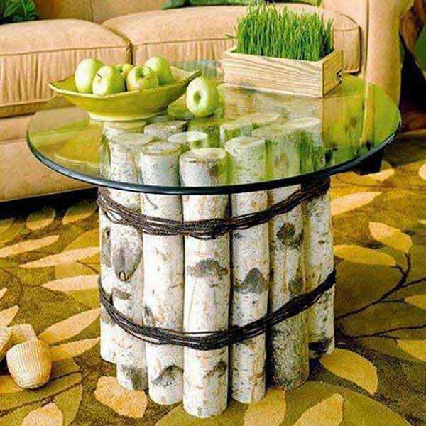 38-diy-log-ideas for-rustic-style (22)