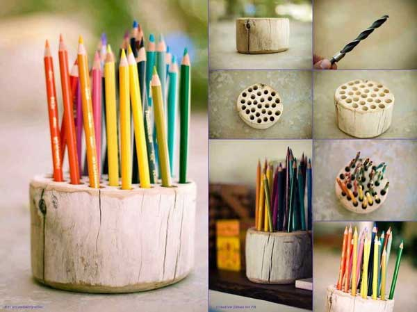 38-diy-log-ideas for-rustic-style (28)
