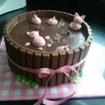 พาไปชม 40 เค้กที่สวยเกินไปจนแทบไม่กล้ากิน!!