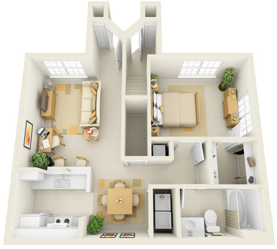 50-one-1-bedroom-apartmenthouse-plans (25)