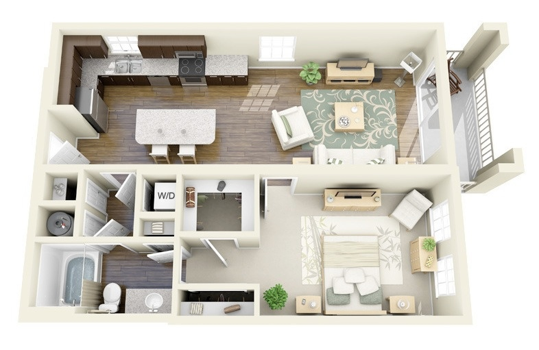 50-one-1-bedroom-apartmenthouse-plans (26)