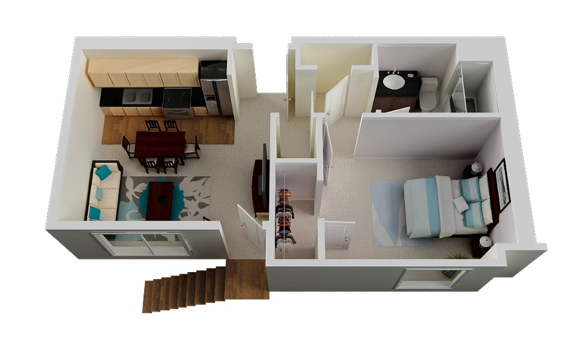 50-one-1-bedroom-apartmenthouse-plans (3)